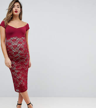a4172eb95cdd5 Asos Red Maternity Clothes on Sale - ShopStyle