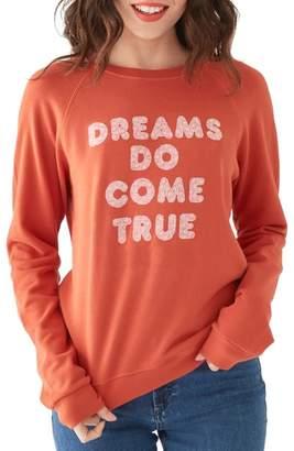ban.do Dreams Do Come True Sweatshirt