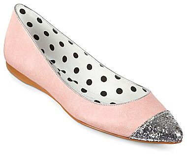 Arizona Paris Cap-Toe Flats