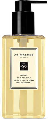 Jo Malone Amber & Lavender Body & Hand Wash, 250ml - Colorless