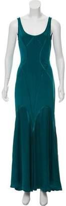 Zac Posen Silk Evening Dress