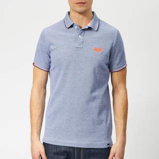 Superdry Men's Classic Poolside Polo Shirt