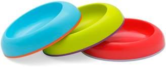 Boon Dish Edgeless Stayput 3 Pack Bowl