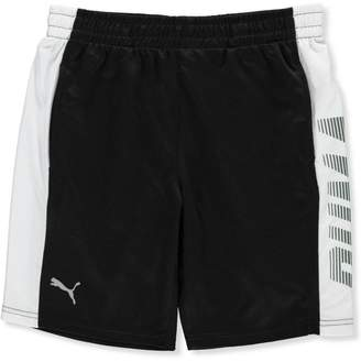 Puma Big Boys' Mesh Shorts - , 14-16