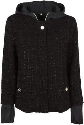 Herno Layered Woven Jacket