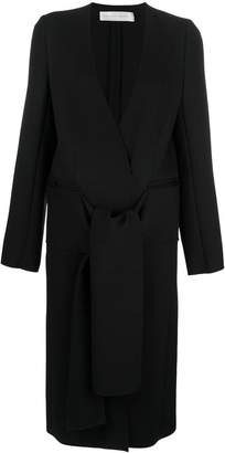 Victoria Beckham Victoria belted tailored coat