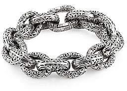 Konstantino Chunky Sterling Silver Bracelet