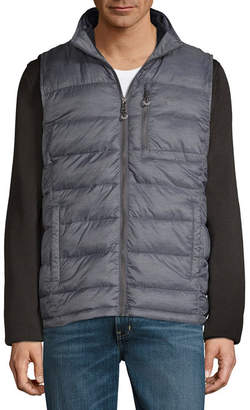 Izod S Rothschild Zip Out Puffer Vest Systems Jacket