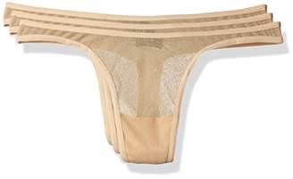 Cosabella Women's Soire Thong 3 Pack
