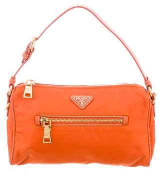 Prada Tessuto Top Handle Bag