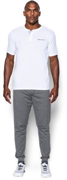 Men's Charged Cotton® Henley T-Shirt