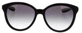 Bottega VenetaBottega Veneta Resin Oversize Sunglasses