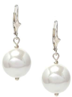 Mother of Pearl Savvy Cie Drop Earrings