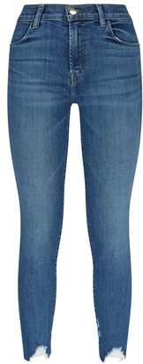 J Brand Alana Crop Skinny Jeans