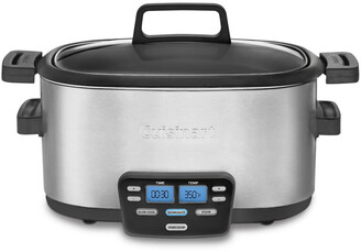 Cuisinart 6Qt Stainless Steel Cook Central Multicooker