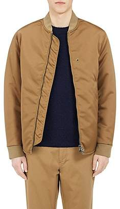 Acne Studios Men's Mylon Bomber Jacket - Olive