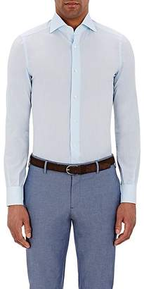 Isaia Men's Button-Front Shirt