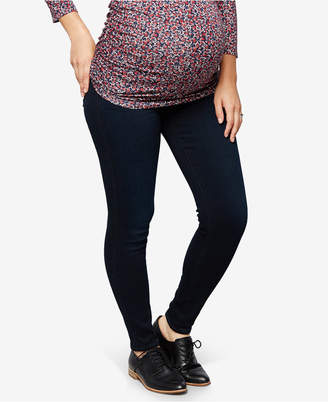 Ag Jeans Maternity Secret Fit Belly Ankle Jeggings $198 thestylecure.com