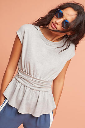 Anthropologie Belted Tee $58 thestylecure.com