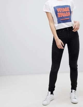 Blend She Bright biker skinny jeans
