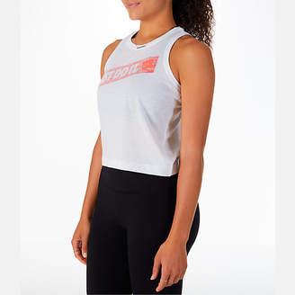 Nike Women's Sportswear JDI Crop Tank