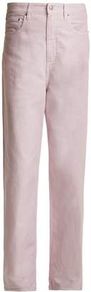 Etoile Isabel Marant Forby straight-leg jeans