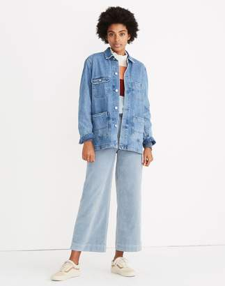 Madewell Selvedge Denim Chore Coat