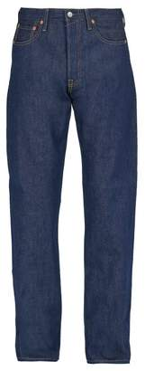 Acne Studios - 1996 Straight Leg Jeans - Mens - Blue