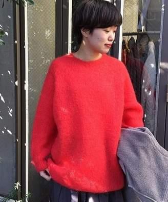 Journal Standard (ジャーナル スタンダード) - journal standard luxe ●【Harley /ハーレー】 CrewNeck Sweater LongDress(solid)◆
