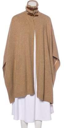 Ralph Lauren Wool Knit Poncho