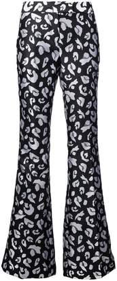 Rachel Zoe Aimee flared trousers