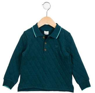 No Added Sugar Boys' Quilted Long Sleeve Shirt w/ Tags