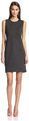 Society New York Women's Angled Seam Dress