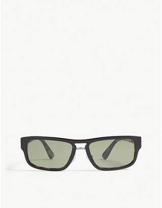 Prada PR05V rectangle-frame sunglasses