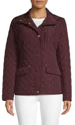 MICHAEL Michael Kors Classic Quilted Jacket