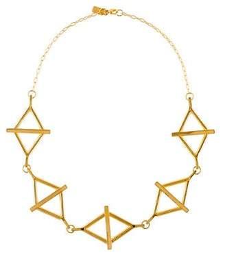Pamela Love Multi Balance Collar Necklace