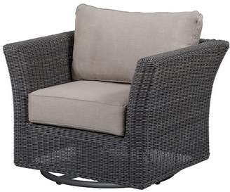Pottery Barn Cannon Occasional Chair