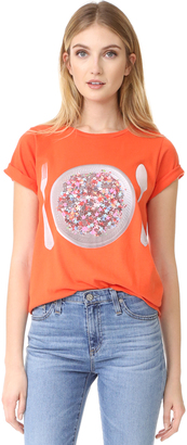 Wildfox Disco Snack Tee $68 thestylecure.com
