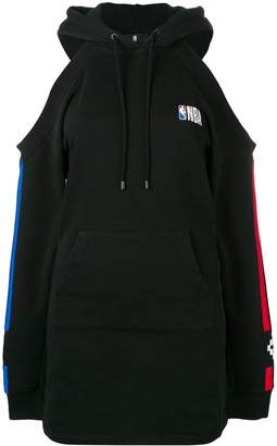 Marcelo Burlon County of Milan X NBA print dress