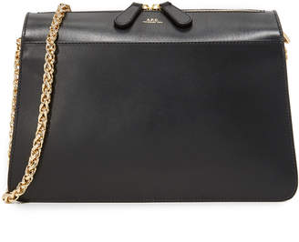 A.P.C. Sac Ella Bag $645 thestylecure.com