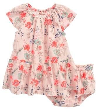 Ruby & Bloom Floral Swing Dress