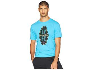 Las Vegas Lights F.C. Las Vegas Lights FC Logo Tee