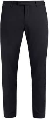 Polo Ralph Lauren Mid-rise slim-leg stretch-cotton chino trousers