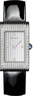 Boucheron Reflet medium stainless steel