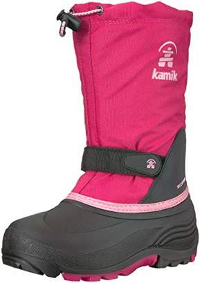 Kamik Girls' WATERBUG5 Snow Boot
