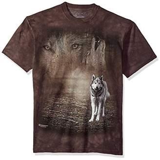 The Mountain Men's Grey Wolf Portrait