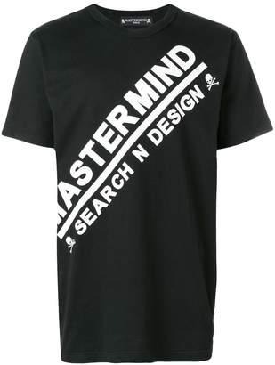 Mastermind Japan (マスターマインド) - Mastermind Japan ロゴプリント Tシャツ