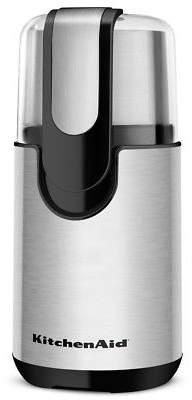 KitchenAid NEW Coffee Grinder Stainless Steel