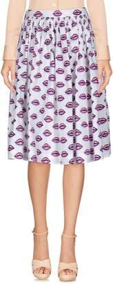Prada Knee length skirts - Item 35351392LS