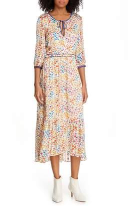 BA&SH Reese Midi Dress